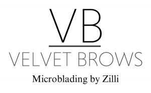 Velvet Brows Logo